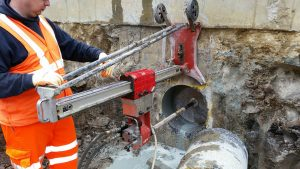 Diamond Drilling Contractors Staffordshire